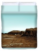 Where Nothing Grows Duvet Cover