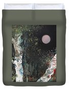 Where The Wolfbane Grows Duvet Cover