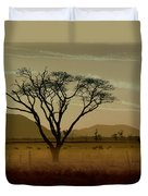 Wherever I May Roam Duvet Cover