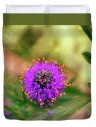 Whimsical Nature Duvet Cover