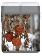 Whimsical Winter Duvet Cover