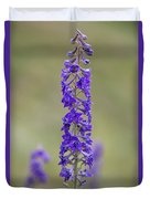 Whipple's Penstemon Duvet Cover