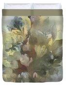 Whispering Bouquet 2 Duvet Cover