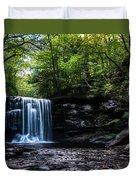 Whispering Falls Duvet Cover
