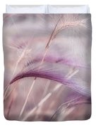 Whispers In The Wind Duvet Cover by Priska Wettstein