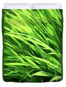 Whistle The Grass Duvet Cover