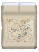 Whistler, United States.  Duvet Cover