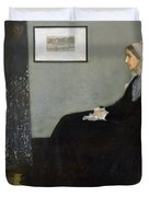 Whistlers Mother Duvet Cover