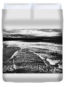 Whitby Sea And Sky  Duvet Cover