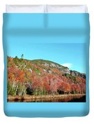 White Face Mt.  Duvet Cover