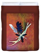 White Feather Duvet Cover