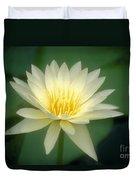 White Lily Duvet Cover
