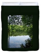 White Mill Park - Summer 2 Duvet Cover
