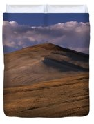 White Mountains Duvet Cover