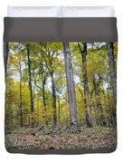 White Pine Hollow Duvet Cover