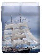 White Sails Duvet Cover