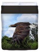 White Tailed Eagle Duvet Cover