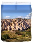 White Valley - Cappadocia Duvet Cover