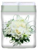 Wedding Bouquet  Duvet Cover
