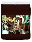 White Zombie 93-phil-0357 Duvet Cover