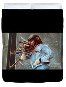 White Zombie 93-rob-0351 Duvet Cover