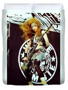 White Zombie 93-sean-0337 Duvet Cover