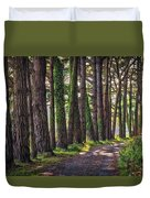 Whiteford Burrows Woods Duvet Cover