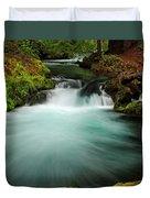 Whitehorse Falls 3 Duvet Cover