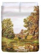 Whitetail Deer Duvet Cover