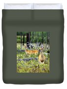 Whitetails Duvet Cover