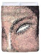 Whiteyes Duvet Cover