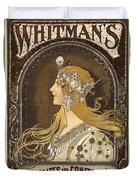 Whitman's Chocolates Duvet Cover