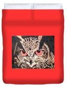 Whoot Owl Duvet Cover