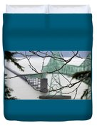 Who's The Architect? Duvet Cover