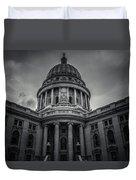 Wi Capitol Duvet Cover