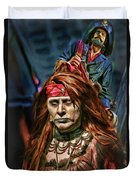 Wicked Couple Duvet Cover