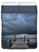 Wicked Weather Duvet Cover