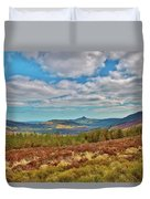 Wicklow Mountains  Duvet Cover