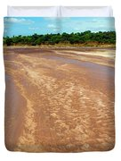 Wide Thwake River Duvet Cover