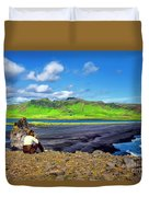 Wide View Duvet Cover