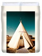 Wigwam Room #3 Duvet Cover