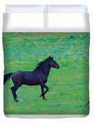 Wild And On The Go Duvet Cover
