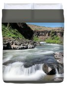 Wild And Scenic White River Duvet Cover