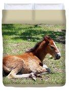 Wild Baby Duvet Cover