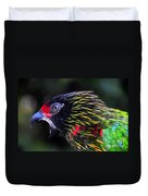 Wild Bird Duvet Cover by David Lee Thompson