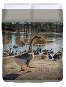 Wild Birds #1 Duvet Cover