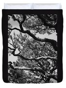 Wild Branches Duvet Cover
