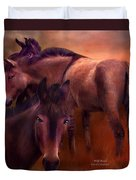 Wild Breed Duvet Cover