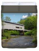 Wild Cat Bridge No. 2 Duvet Cover