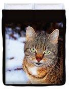 Wild Cat Duvet Cover
